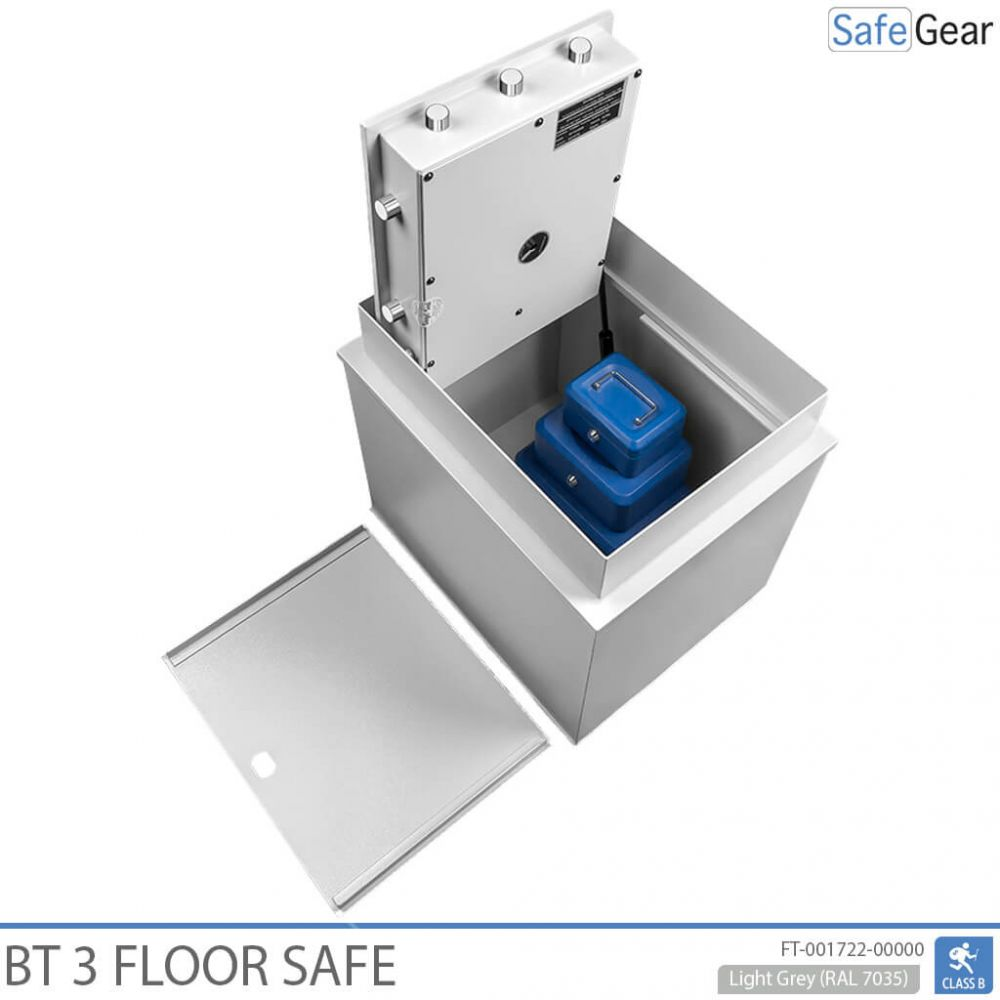 Bt2 Certified Floor Safe